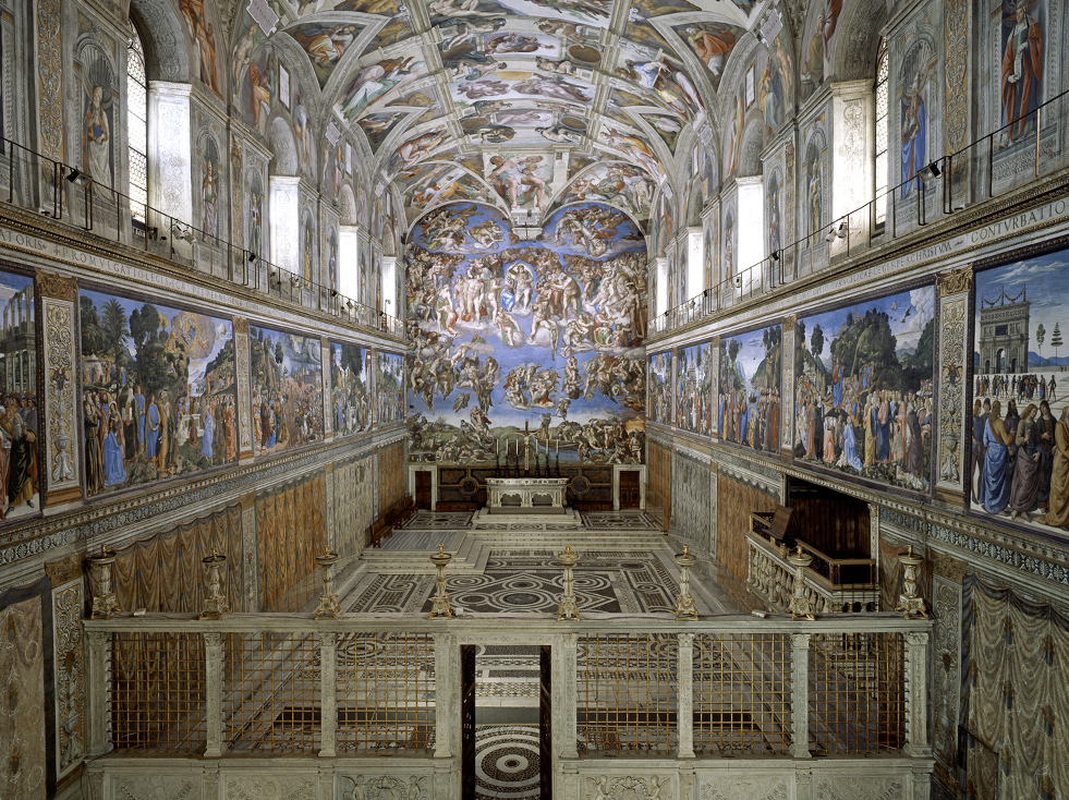 essays on the sistine chapel for humanities Sistine chapel essay and i knew that there was no better articulation of love and humanity than michelangelo's rendition of god [the sistine chapel.