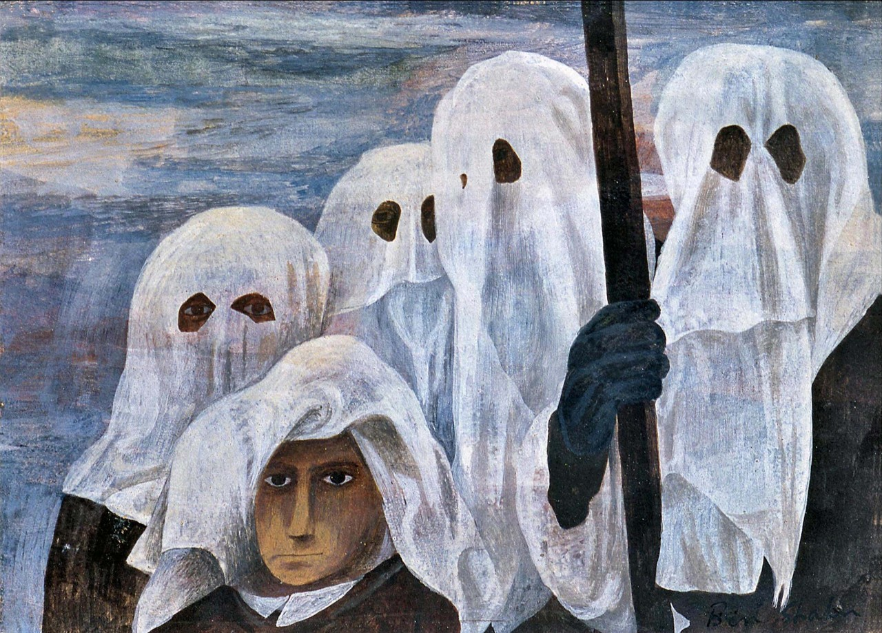 benjamin shahn Highly regarded as a social realist painter and graphic artist, ben shahn (1898-1969) was born in czarist russia to a family of wood carvers and carpenters.
