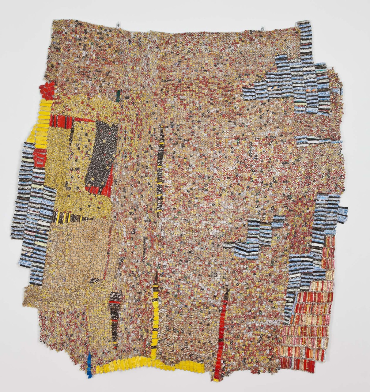 El Anatsui Then The Flashes Of Spirit