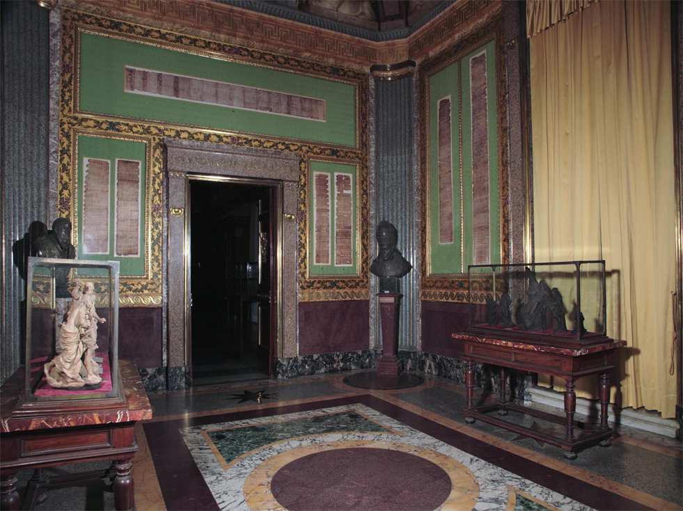 Hall of the Papyri