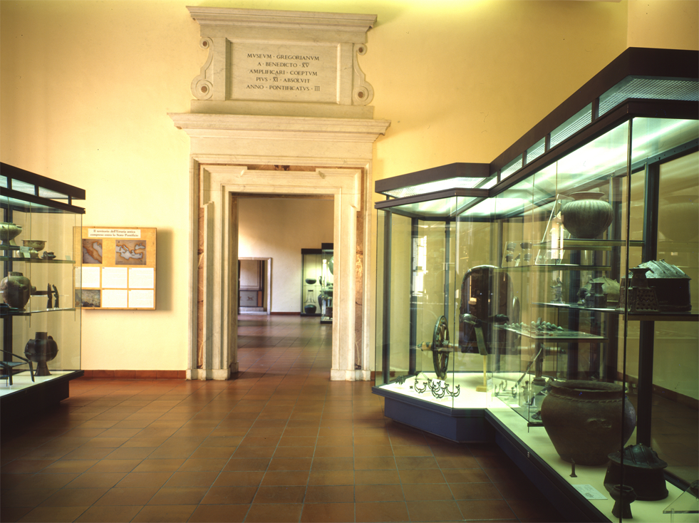 Room I. Proto-history in Etruria and Latium
