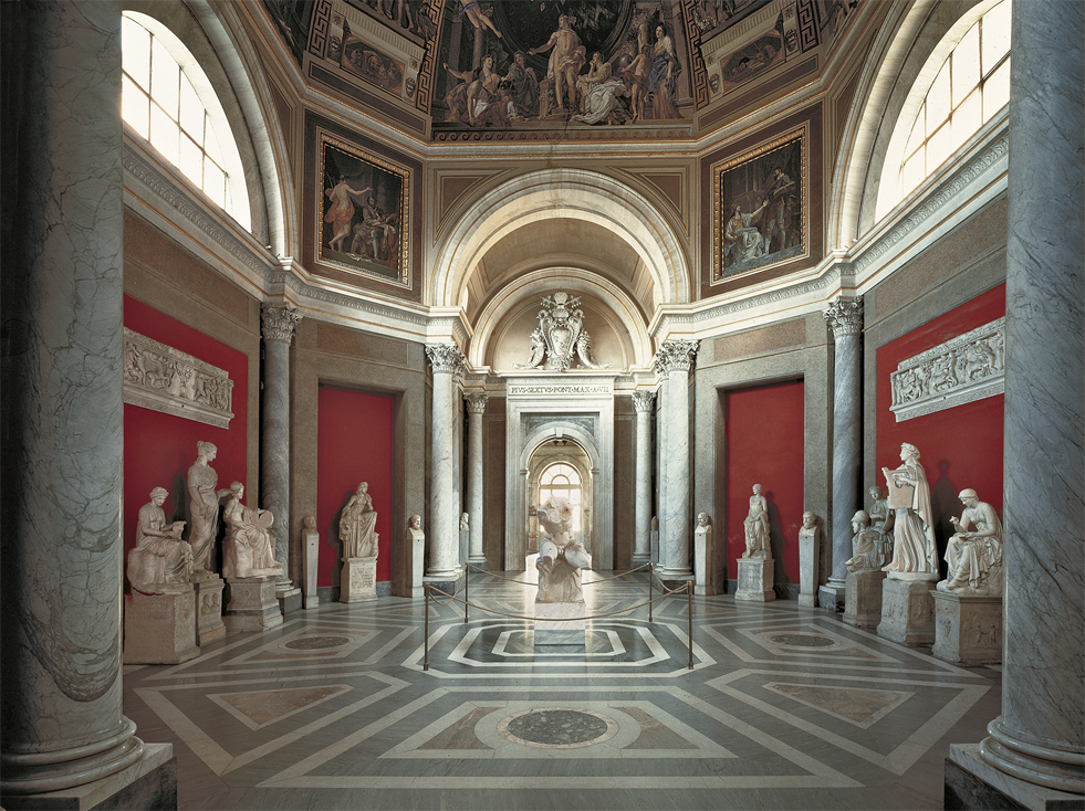 Hall of the Muses