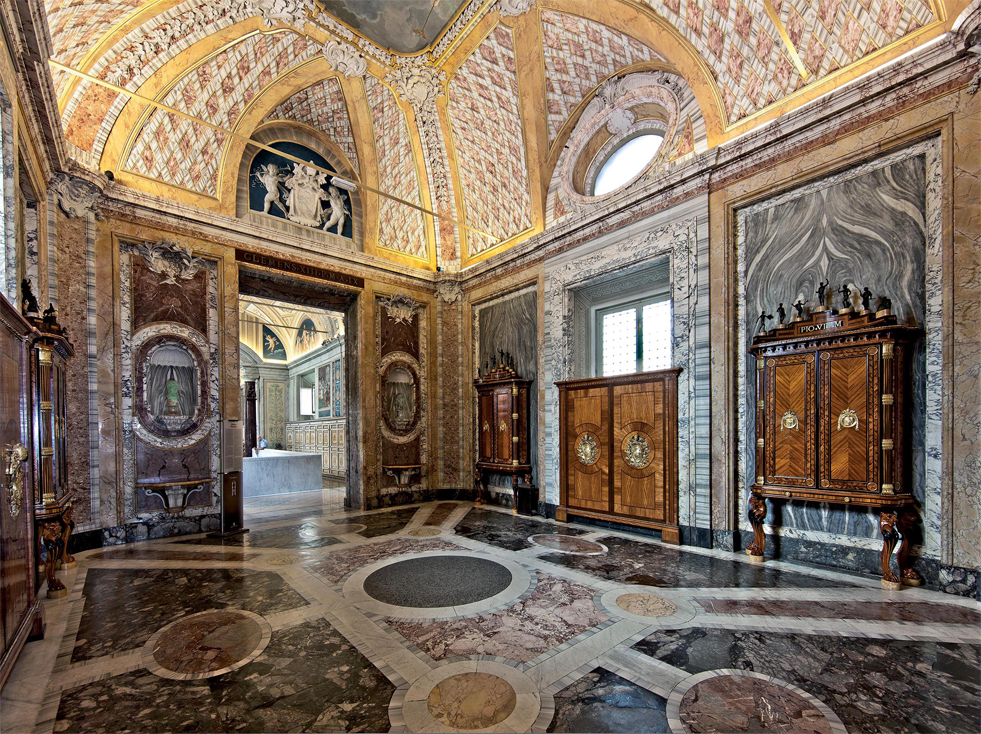Hall of the Profane Museum