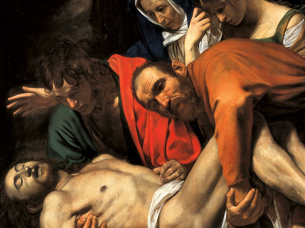Caravaggio, Deposition from the Cross