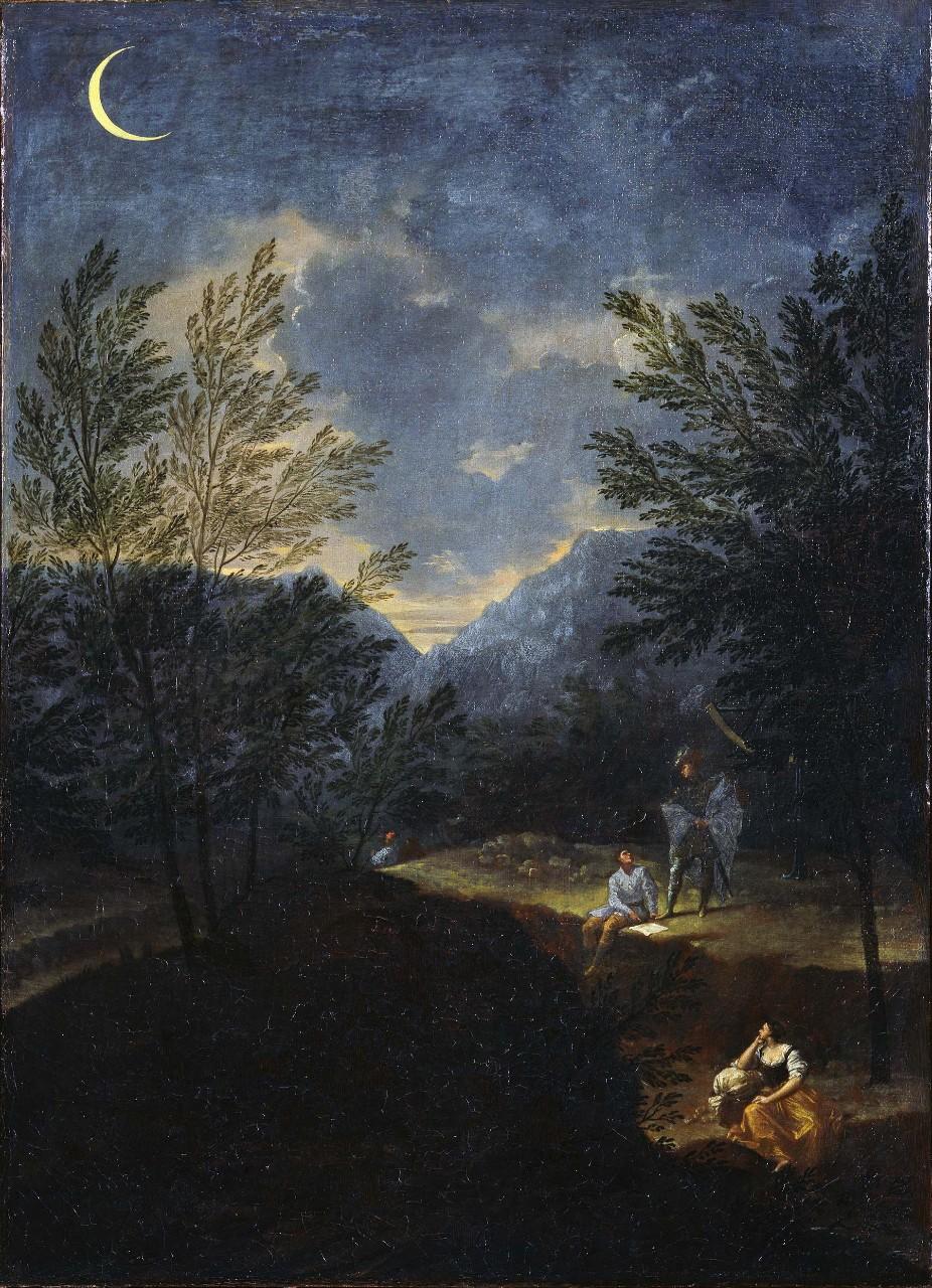 Donato Creti Astronomical Observations Vatican Museums