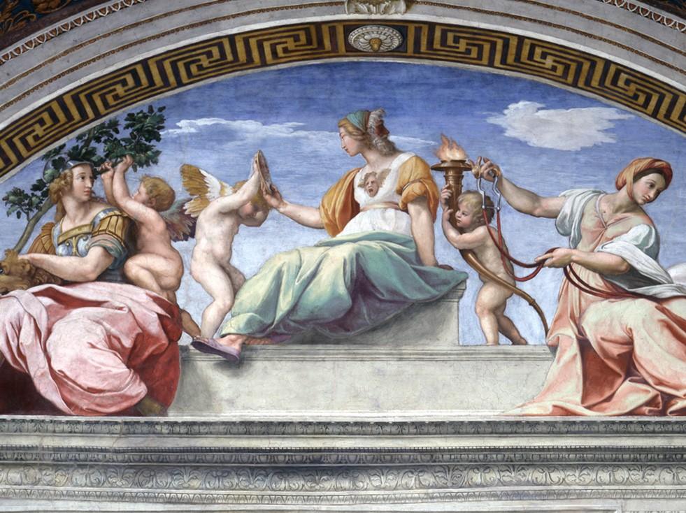Risultati immagini per le virtù cardinali e teologali