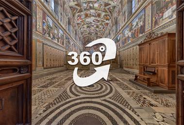 """Virtual tour """"Sistine Chapel"""""""