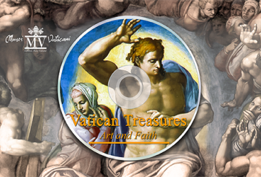"The DVD ""Art and Faith"" in homage to the Annus Fidei"