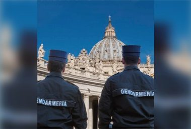 All the history of the Vatican Gendarmerie in a single and new volume