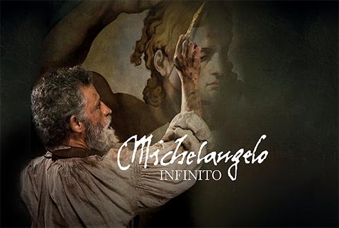 Resultado de imagen para Michelangelo infinito