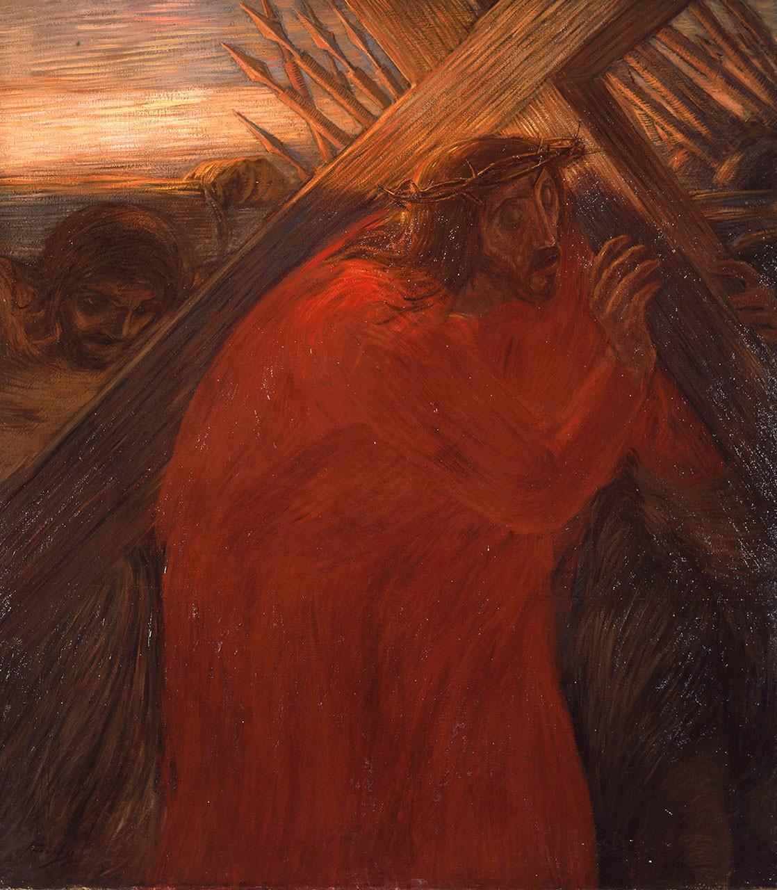 nimmt jesus uns an