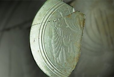 The engraved Portuense glass in the Vatican Collections and the production of figure-engraved glassware in late Antiquity