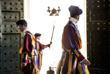 The Life of a Swiss Guard