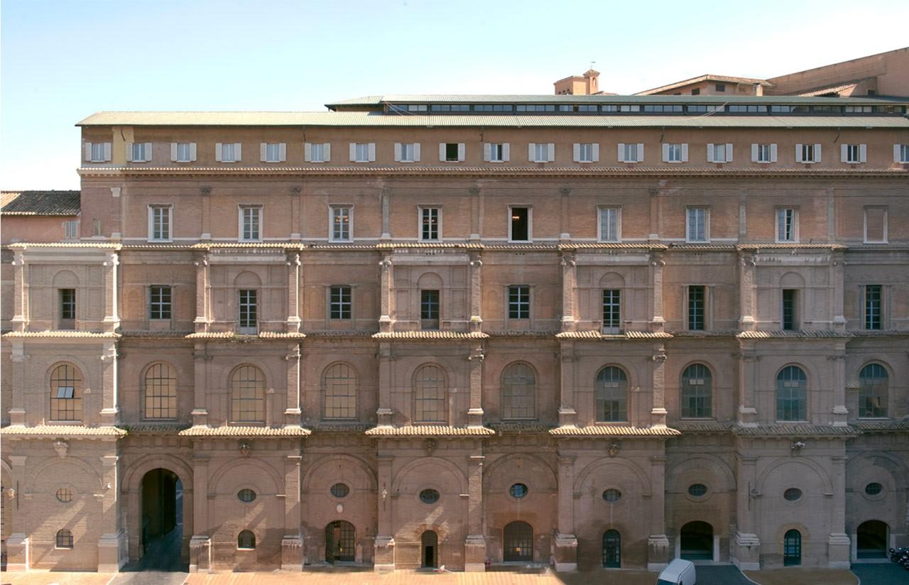 Il restauro del patrimonio architettonico cultura e for Disegni del mazzo del cortile