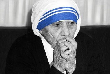 """Homage to Mother Teresa"""