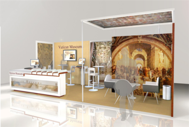 The Vatican Museums at the World Travel Market