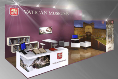 The Vatican Museums at the WTM 2013