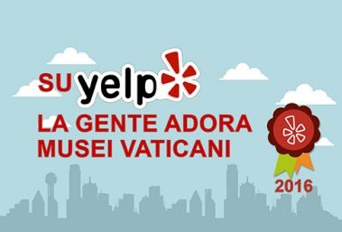 Yelpers adore the Vatican Museums!