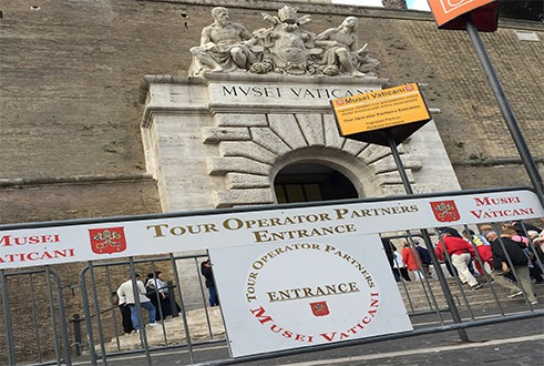 Renewed for 2017 and 2018: two-year partnership between the Vatican Museums and three leading tour operators in the sector