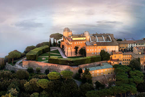 Spend a Sunday at the Villas of Castel Gandolfo!