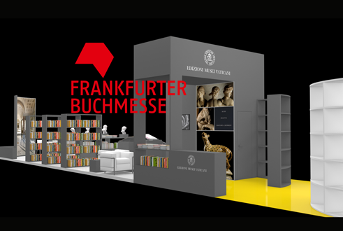 The Vatican Museums in Frankfurt for the 70th Book Fair