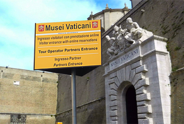Renewed the partnership between the Vatican Museums and the three leading tour operators in the sector
