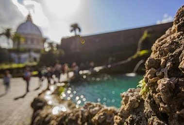 Jardines vaticanos museos vaticanos for Jardines vaticanos
